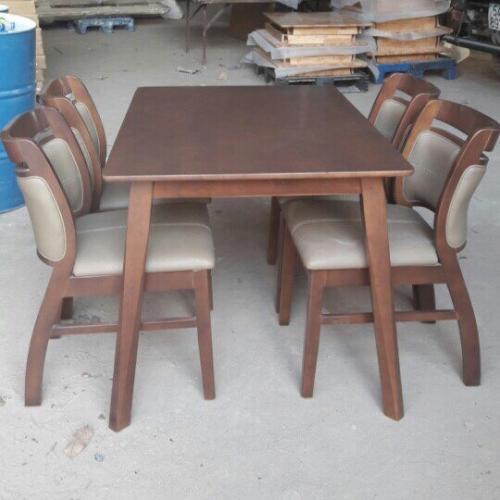Bộ bàn ghế ăn DSG-ASHLEY