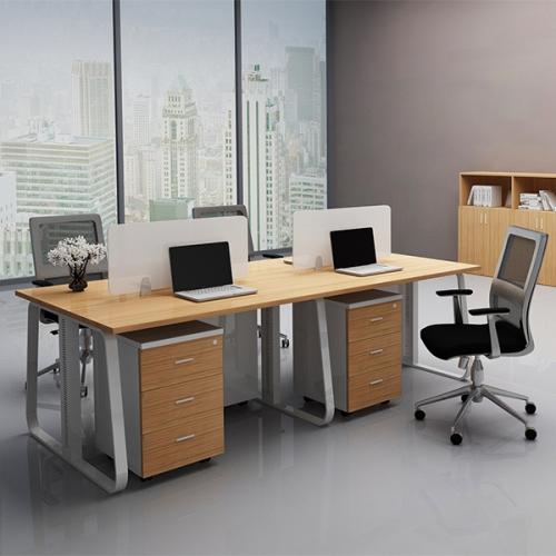 Bàn cụm ARR4 văn phòng làm việc cao cấp
