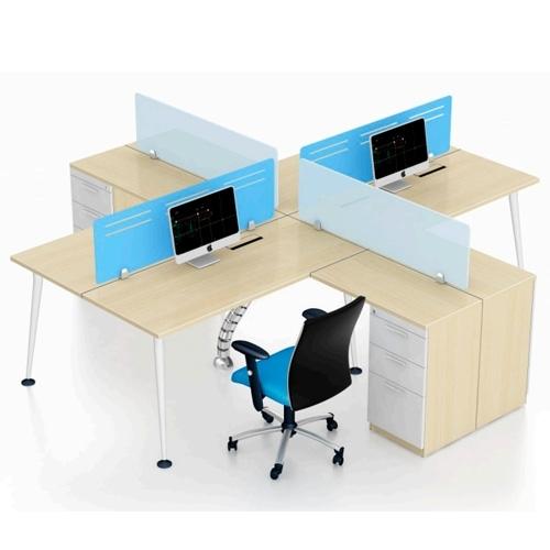 Bàn cụm ART240-4C-HL1 văn phòng cao cấp