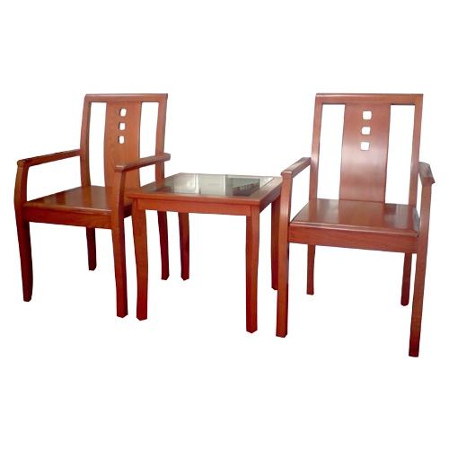 Bàn ghế khách sạn GKS02/BKS02