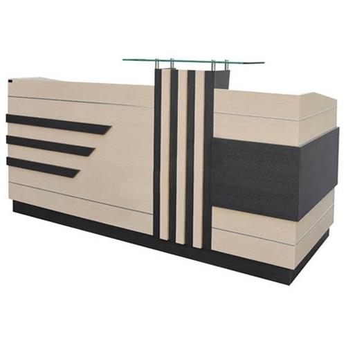 Bàn quầy lễ tân QLT101 (1.8m)