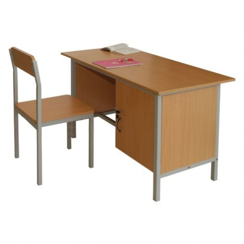 Bàn ghế giáo viên BGV103,GGV103 hiện đại