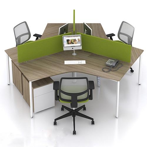 Bàn cụm EA3 1206 văn phòng làm việc cao cấp
