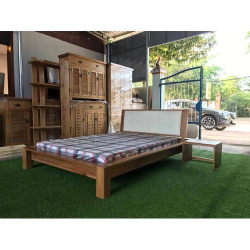 Giường ngủ DSG HAPPY nệm