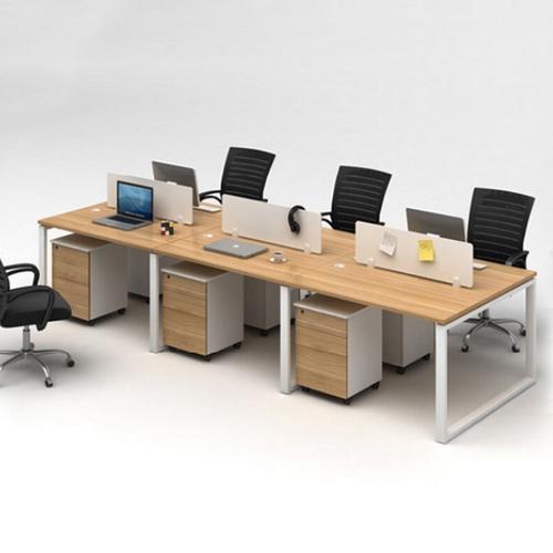 Bàn cụm ARQ6 văn phòng làm việc hiện đại
