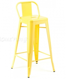 Ghế bar TOLIX H STOOL with backrest>